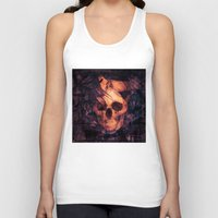 mortal instruments Tank Tops featuring Mortal Sin by Sirenphotos