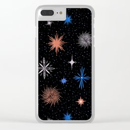 Gimme Space Clear iPhone Case