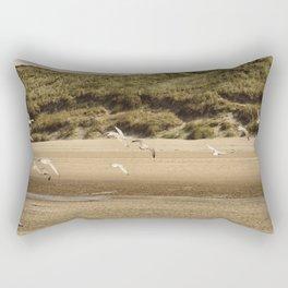 Près de la dune Rectangular Pillow