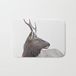 Deer, animal Bath Mat