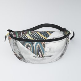 Origami Girl Two Fanny Pack