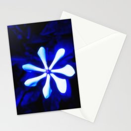 Perfect Blue: Blur Stationery Cards