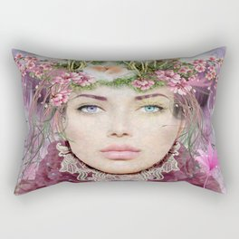 Fruehling Rectangular Pillow