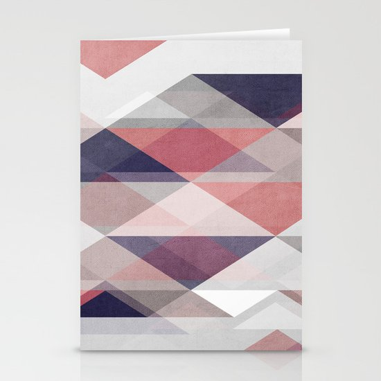 Nordic Combination I Stationery Cards