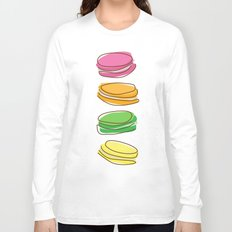 Macaroons Long Sleeve T-shirt