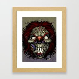 Who's Laughing Now Framed Art Print