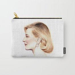 Cate Blanchett Carry-All Pouch