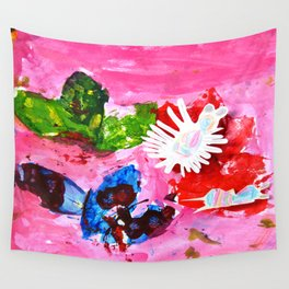 BUTTERFLiES TRANSFORMATiON | Craft Kid Wall Tapestry