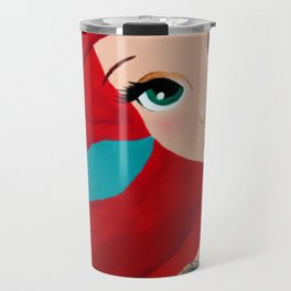 Ariel, the little mermaid Travel Mug