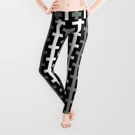 Geometric Pattern #113 Leggings