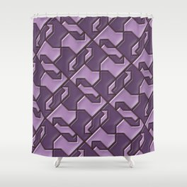 Geometrix 101 Shower Curtain