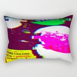 Codeine Rectangular Pillow