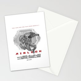 AIRLOCK Stationery Cards