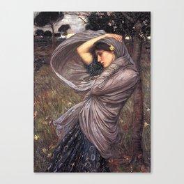 Boreas 1903 Canvas Print