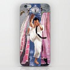 I Am the Egg Man iPhone & iPod Skin