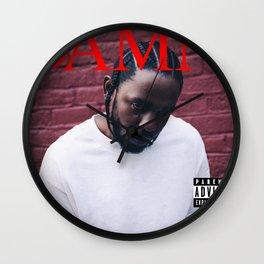 Kendrick Lamar - Damn Wall Clock