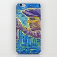 Blue Serenity 2nd half iPhone & iPod Skin