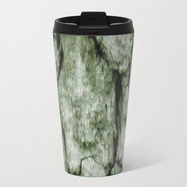 Darkened Tree Bark Travel Mug