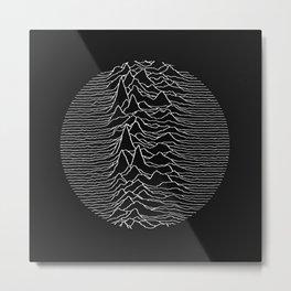 Twenty Four Hours Metal Print