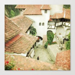 Transylvania IV Canvas Print