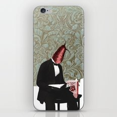 raphanus sativus iPhone & iPod Skin