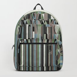 Penthouses and Parks (3) Backpack