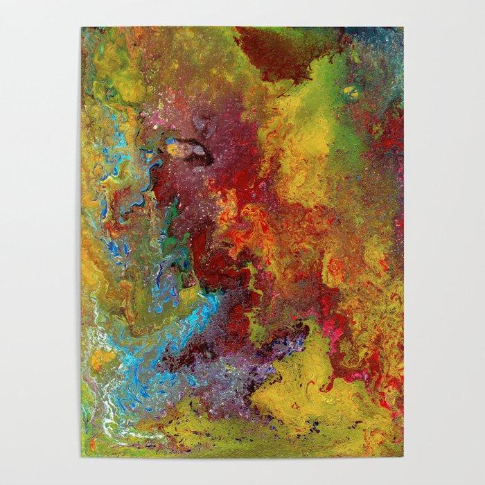 Color Fantasy Poster