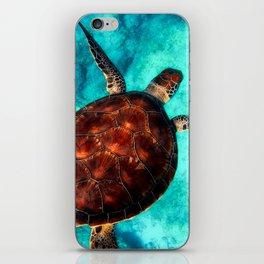 Marine sea fish animal iPhone Skin