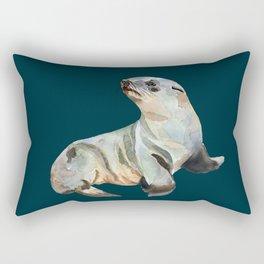 Fur seal Rectangular Pillow