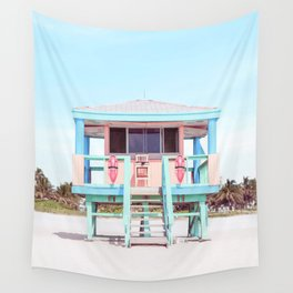 South Beach Wall Tapestry