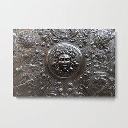 Armor Metal Print