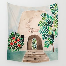 Sugar Mill Wall Tapestry