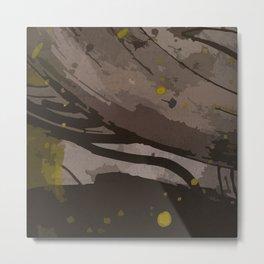 Abstraction INC I Metal Print