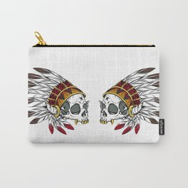 Geronimo's Head Carry-All Pouch