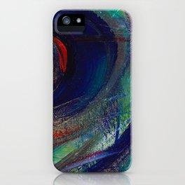 Cobalt Dream iPhone Case
