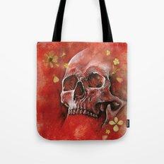 Red Vanity Tote Bag