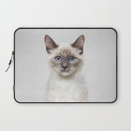 Cat - Colorful Laptop Sleeve