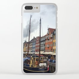 Nyhavn Clear iPhone Case