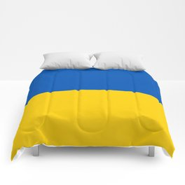 Ukraine National Flag Comforters