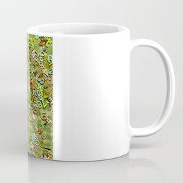 Numbers background Coffee Mug