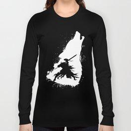 Artorias and Sif Dark Soul Long Sleeve T-shirt