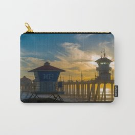 Towers in the Sun Carry-All Pouch