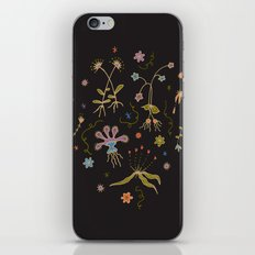Flora of Planet Hinterland iPhone & iPod Skin