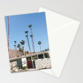La Verne / Palm Springs, California Stationery Cards