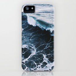 Marble Ocean iPhone Case