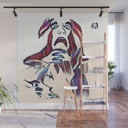 Los Caprichos ~ 63 ~ Look How Solemn Wall Mural