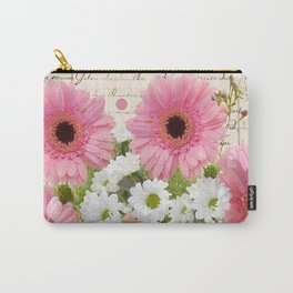 Bonanza of Flowers Carry-All Pouch
