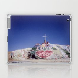 Salvation Mountain Cheki Laptop & iPad Skin