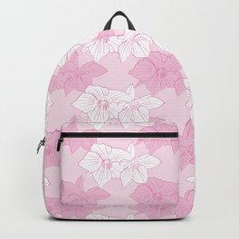 Pink Hellebores Backpack