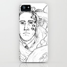 Unnamable iPhone Case